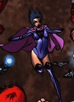 Magique (Earth-1137) from New Exiles Vol 1 18 0001