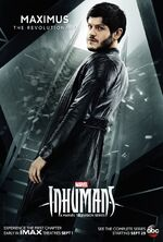 Marvel's Inhumans poster 007