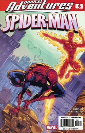 Marvel Adventures Spider-Man Vol 1 4