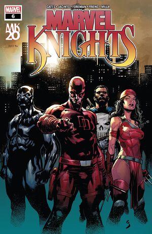 Marvel Knights 20th Vol 1 6
