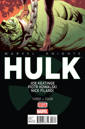 Marvel Knights Hulk Vol 1 3