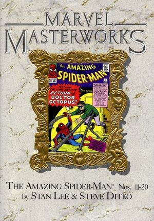 Marvel Masterworks Vol 1 5