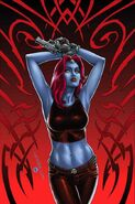 Mystique Vol 1 2 Textless