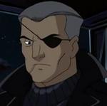 Nicholas Fury (Earth-11052) from X-Men Evolution Season 4 9