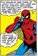 Peter Parker (Earth-616) from Amazing Spider-Man Vol 1 9 0002