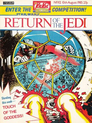 Return of the Jedi Weekly (UK) Vol 1 112