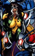 Rogue (Anna Marie) (Earth-5700) from Weapon X Days of Future Now Vol 1 2 page 12