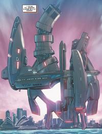 Royal Inhuman Vessel from All-New Inhumans Vol 1 1 001