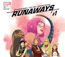 Runaways Vol 5 1