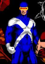 Scott Summers (Spider-Man & X-Men Arcade's Revenge)