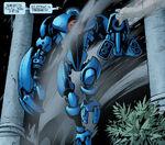 Sentinel X (Earth-616) from New X-Men Vol 2 30 0001