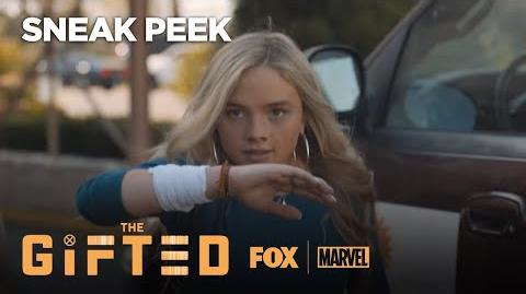 Sneak Peek Welcome To The Gifted World Season 1 THE GIFTED