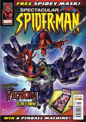 Spectacular Spider-Man (UK) Vol 1 99