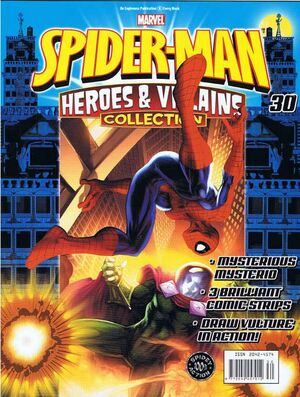 Spider-Man Heroes & Villains Collection Vol 1 30