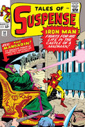 Tales of Suspense Vol 1 50