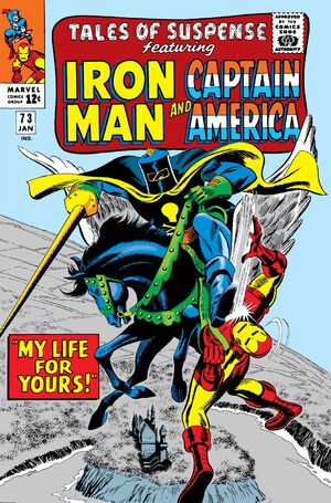 Tales of Suspense Vol 1 73