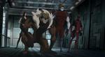 Team X (Earth-8096) from Hulk Vs (film) 0001
