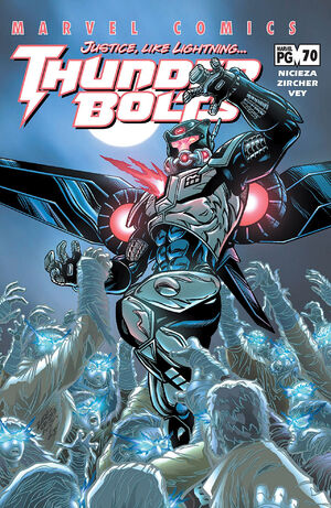 Thunderbolts Vol 1 70