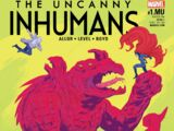 Uncanny Inhumans Vol 1 1.MU