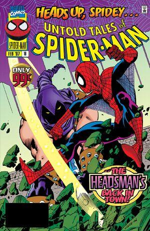 Untold Tales of Spider-Man Vol 1 18