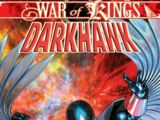 War of Kings: Darkhawk Vol 1 1