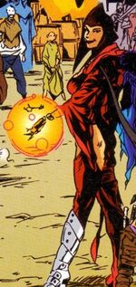 Witchfire (Eurth) (Earth-616) from Avataars Covenant of the Shield Vol 1 1 0001
