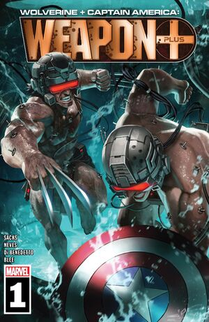 Wolverine & Captain America Weapon Plus Vol 1 1