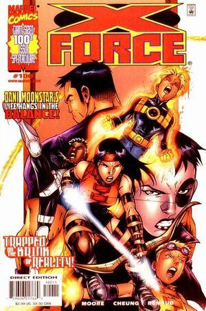 X-Force Vol 1 100