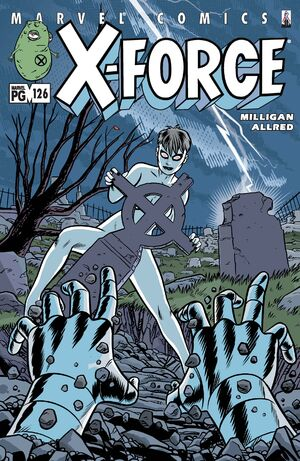 X-Force Vol 1 126