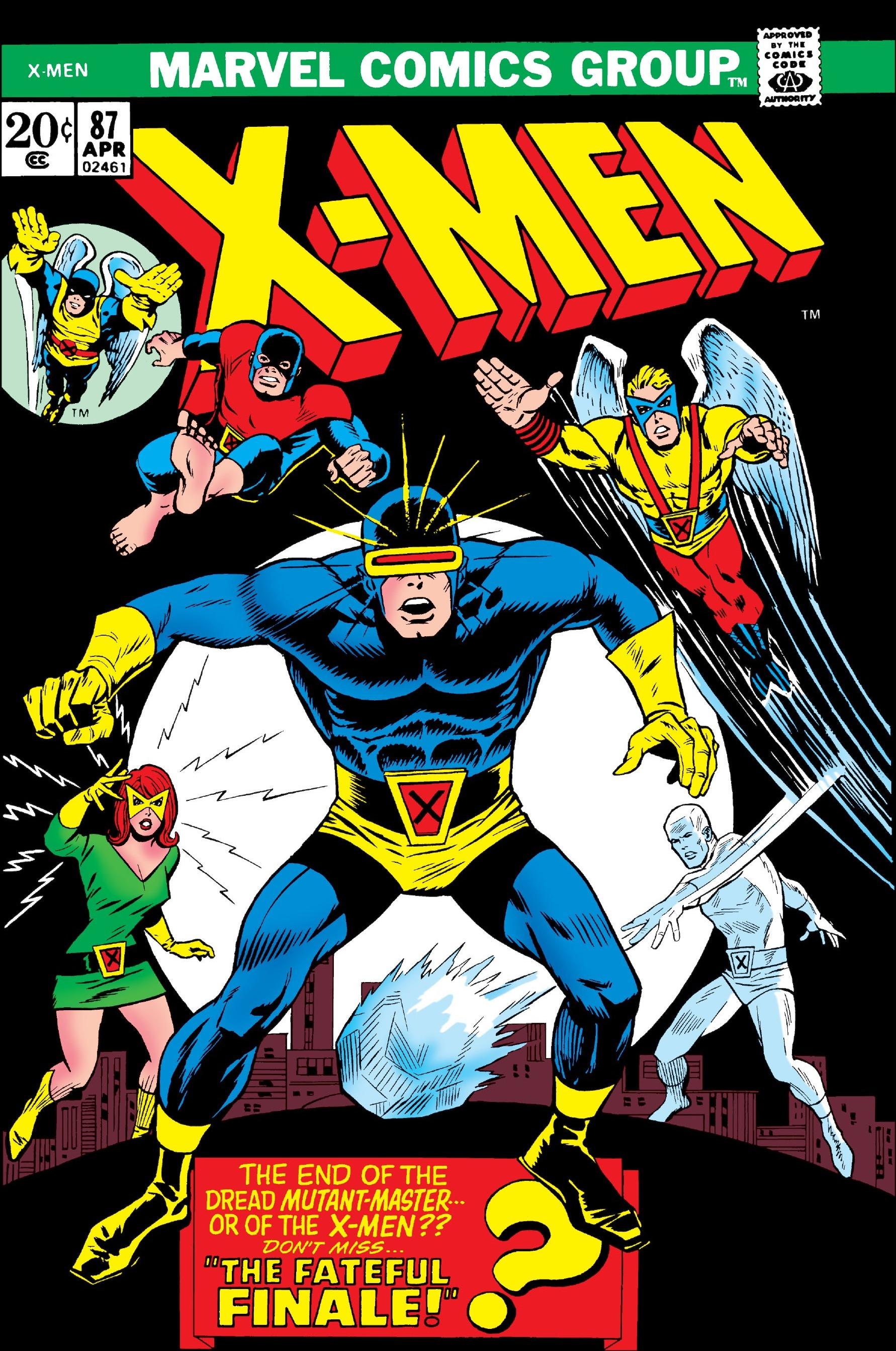 X-Men Vol 1 87