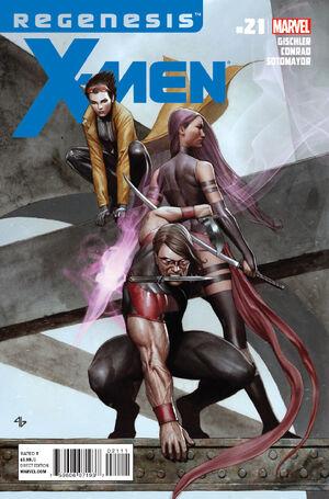 X-Men Vol 3 21