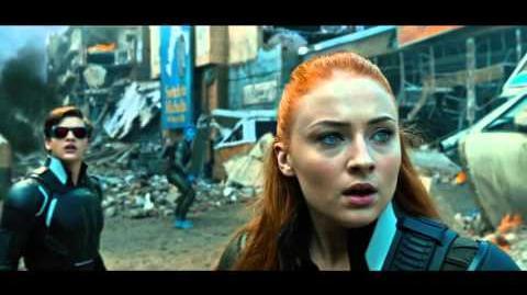 映画「X-MEN:アポカリプス」予告B-0
