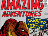 Amazing Adventures Vol 1 3