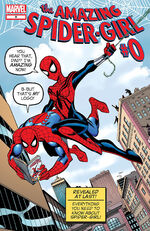 Amazing Spider-Girl Vol 1 0