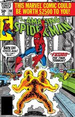 Amazing Spider-Man Vol 1 208