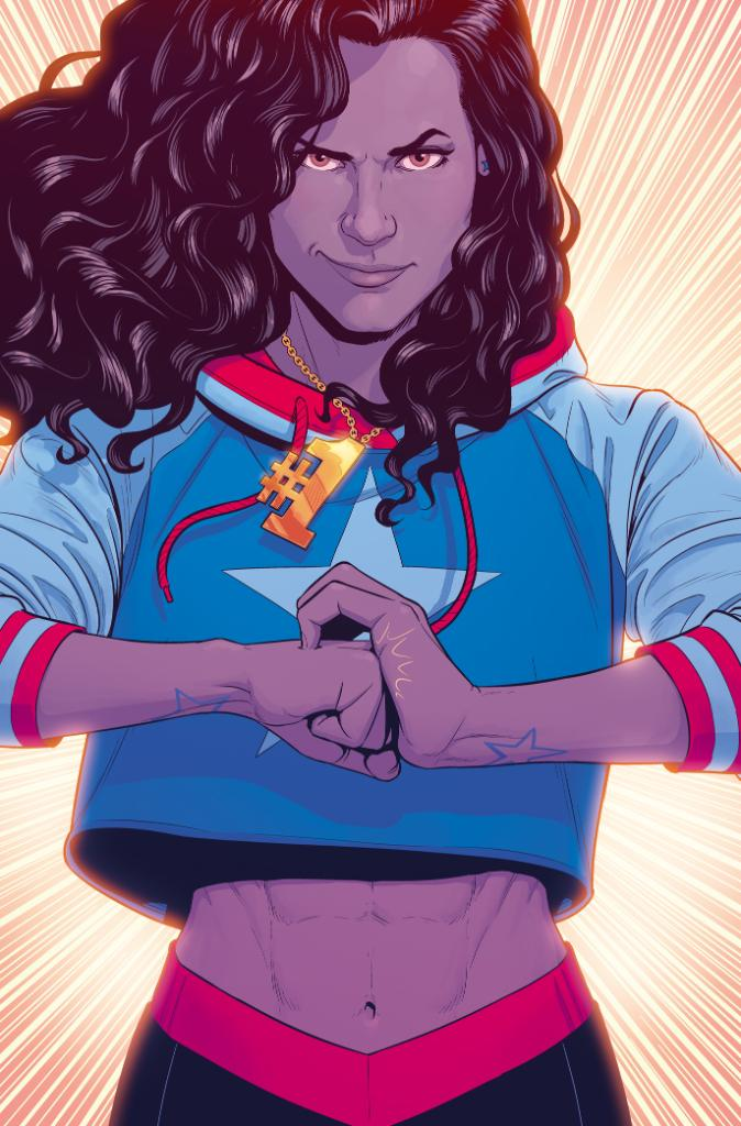 America Chavez (Utopian Parallel) | Marvel Database | FANDOM