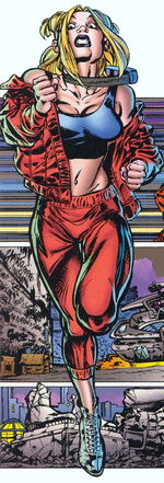 Annie Wagner (Earth-928) Doom 2099 Vol 1 35