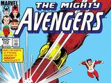 Avengers Vol 1 252