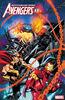 Avengers Vol 8 8 Cosmic Ghost Rider Vs. Variant
