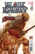Black Knight Vol 3 2