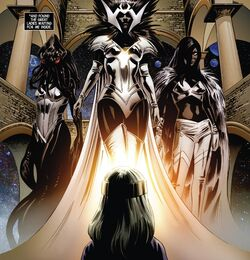Black Swans (Multiverse) from New Avengers Vol 3 5 001