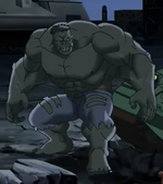 Bruce Banner (Earth-3488) from Ultimate Avengers The Movie 0004
