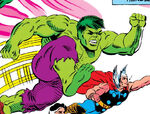 Bruce Banner (Earth-691) from Guardians of the Galaxy Annual Vol 1 3 0001