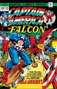 Captain America Vol 1 196