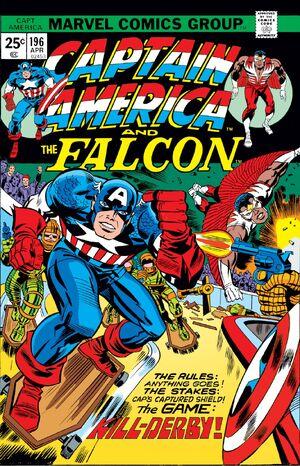 Captain America Vol 1 196