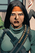 Danielle Moonstar (Earth-616) from New Mutants Vol 3 4 001