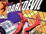 Daredevil Vol 1 210
