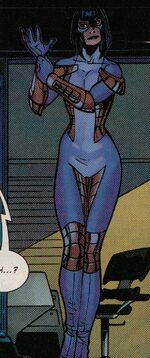 Deidre Wentworth (Earth-11418) from Captain America Corps Vol 1 3 0001