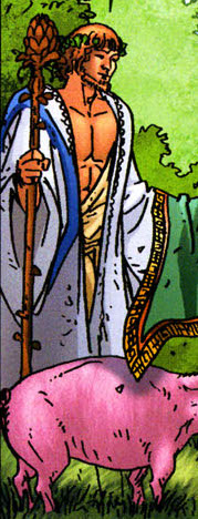 Dionysus Acratophorus (Earth-616) from Thor Blood Oath Vol 1 4 001