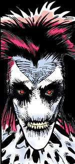 Dusk (Demon) (Earth-616) from Venom The Madness Vol 1 2 0001